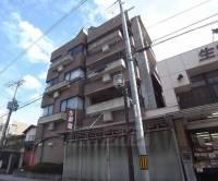 京都府京都市北区大宮東小野堀町の賃貸マンションの外観