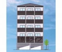 京都府京都市北区小山北上総町の賃貸マンションの外観