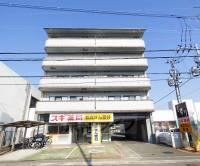 京都府京都市右京区梅津徳丸町の賃貸マンションの外観