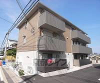 京都府京都市伏見区横大路畑中町の賃貸アパートの外観
