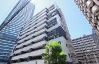 ライオンズ横浜ポートサイド[10階]の外観