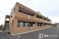 愛知県岡崎市土井町字荒井乙の賃貸アパートの画像