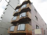 パレス吉田[3階]の外観