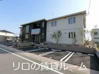 福岡県大野城市乙金3丁目の賃貸アパートの外観