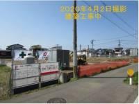 仮)須惠町植木アパート[1階]の外観