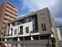 愛知県名古屋市千種区今池5丁目の賃貸アパートの外観