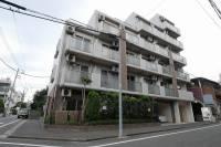 東京都板橋区南常盤台2丁目の賃貸マンションの外観写真