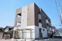 島根県出雲市大津朝倉3丁目の賃貸アパートの画像