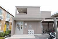 大阪府茨木市学園南町の賃貸マンションの外観