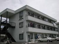 長野県長野市三輪10丁目の賃貸アパートの外観