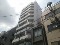 プラウドフラット東神田[1301号室]の外観