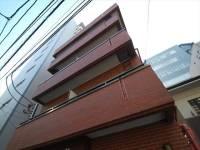 八丁堀コーポラス[702号室]の外観