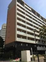 東京都中央区勝どき6丁目の賃貸マンションの外観写真