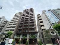 インプレストレジデンス東京八丁堀ジアーキテクト[606号室]の外観