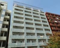 プラウドフラット隅田リバーサイド[4階]の外観