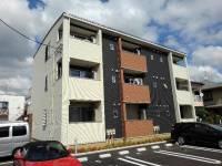 埼玉県熊谷市美土里町2丁目の賃貸アパートの外観