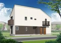仮称)藤が丘新築アパートメント[101号室]の外観