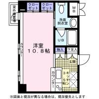 KDXレジデンス東桜Ⅰ[16階]の間取り