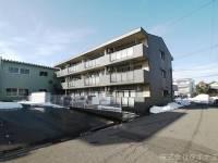 福井県福井市成和1丁目の賃貸マンションの外観