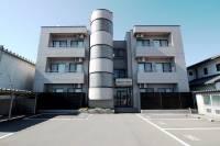 福井県福井市里別所新町の賃貸マンションの外観