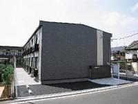 レオパレスプラシード竹丘Ⅱ[102号室]の外観