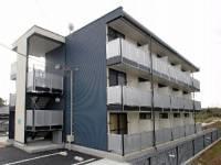 レオパレスミツハウス ペンタ[301号室]の外観