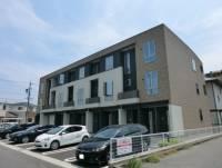 愛知県刈谷市一ツ木町3丁目の賃貸アパートの外観
