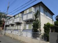 東京都国分寺市本町1丁目の賃貸アパートの外観