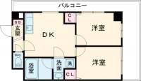 CALLAS STYLE TAMAGAWA[3階]の間取り