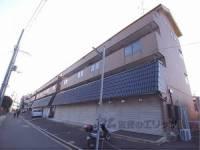 スカイドーム寺田[405号室]の外観