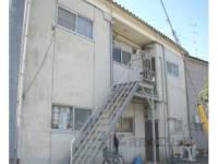 喜荘[1F-2号室]の外観