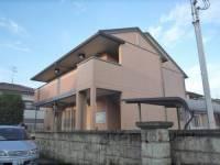 セジュールHIGASHIURA[1階]の外観