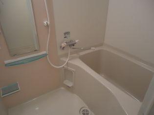 アドバンス三宮ラシュレの浴室