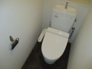 アドバンス三宮ラシュレのトイレ