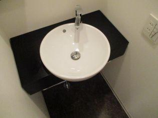 アドバンス三宮ラシュレの洗面台