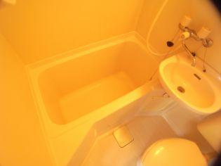 ロイヤルイン二宮の浴室