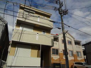 兵庫県神戸市中央区旗塚通3丁目の賃貸アパート