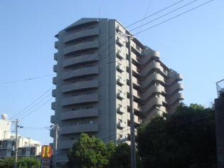 デメテル高取台[706号室]の外観