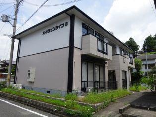 兵庫県小野市神明町の賃貸アパート