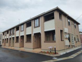 兵庫県揖保郡太子町蓮常寺の賃貸アパート