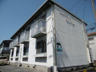 プレジール東 2階の賃貸【兵庫県 / 加古川市】