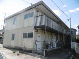 若竹ハイツ 2階の賃貸【兵庫県 / 姫路市】