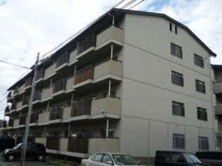 サニーハイツ嵐山[203号室]の外観