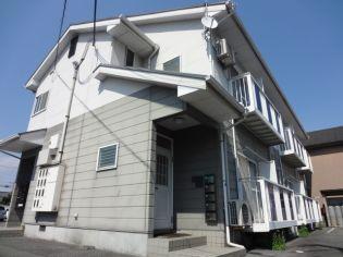 ナイスワン青山Ⅱ 2階の賃貸【兵庫県 / 姫路市】