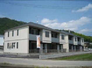 兵庫県宍粟市山崎町加生の賃貸アパートの画像