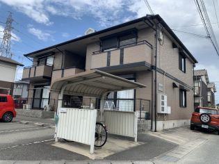 兵庫県姫路市飾磨区今在家北3丁目の賃貸アパート