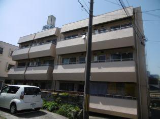 コーポ蝉ケ丘[3階]の外観