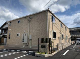 プレジール 2階の賃貸【兵庫県 / 姫路市】