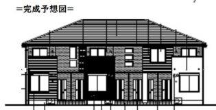 グラース・アンジュG 2階の賃貸【兵庫県 / 姫路市】