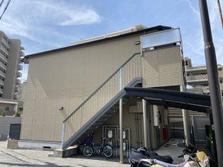 兵庫県神戸市須磨区東町1丁目の賃貸アパート